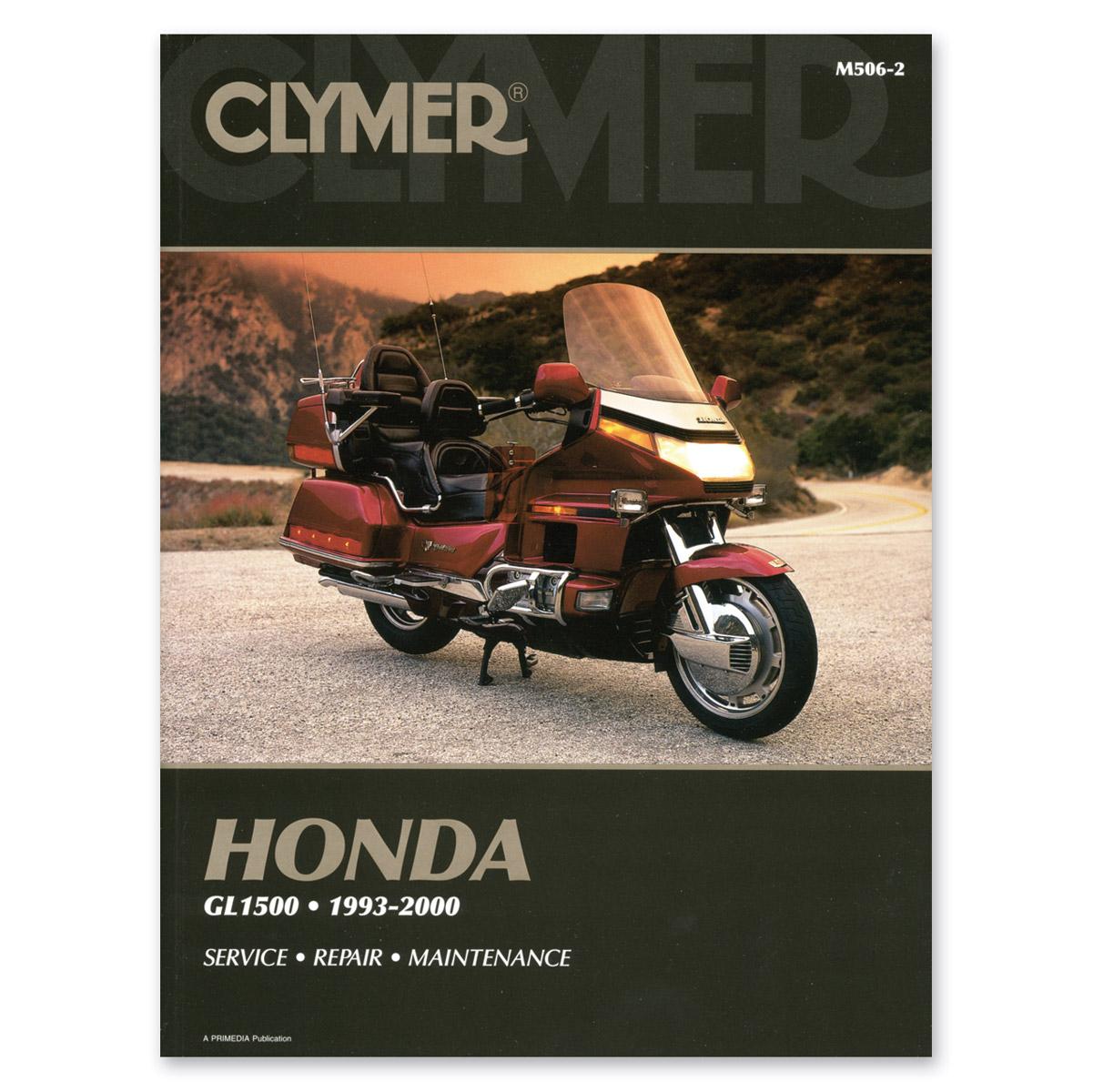 Clymer Honda Gold Wing &Valkyrie Motorcycle Repair Manual
