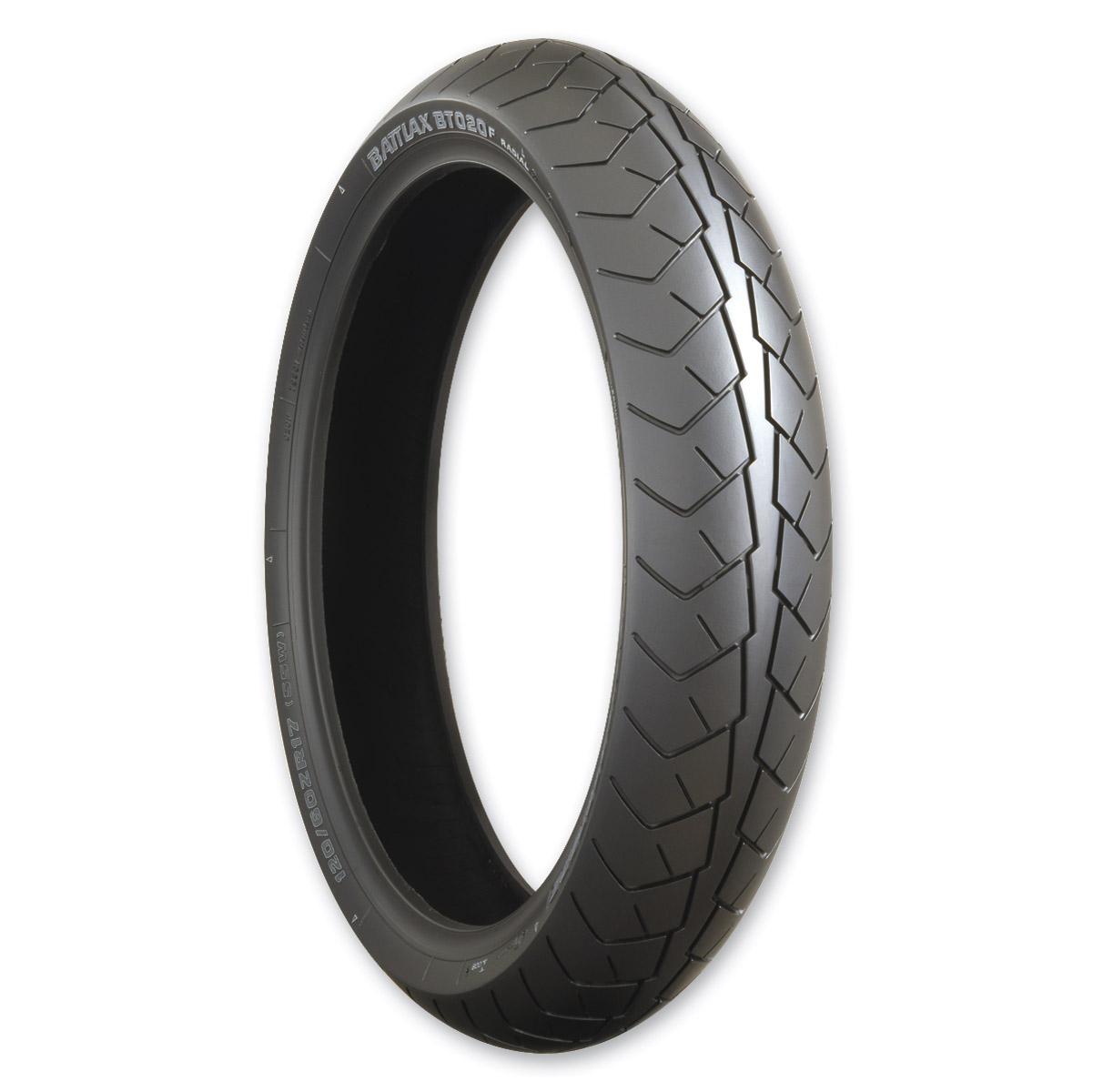 Bridgestone BT-020 120/70ZR18 Front Tire