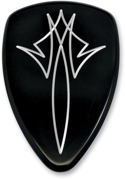 Baron Custom Accessories Black Pinstripe Big Air Kit Replacement Cover