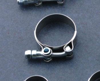 Cobra T-Bolt Exhaust Clamp 1.90
