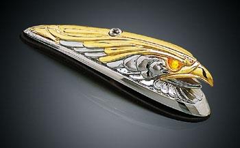Kuryakyn Eagle Fender Ornament