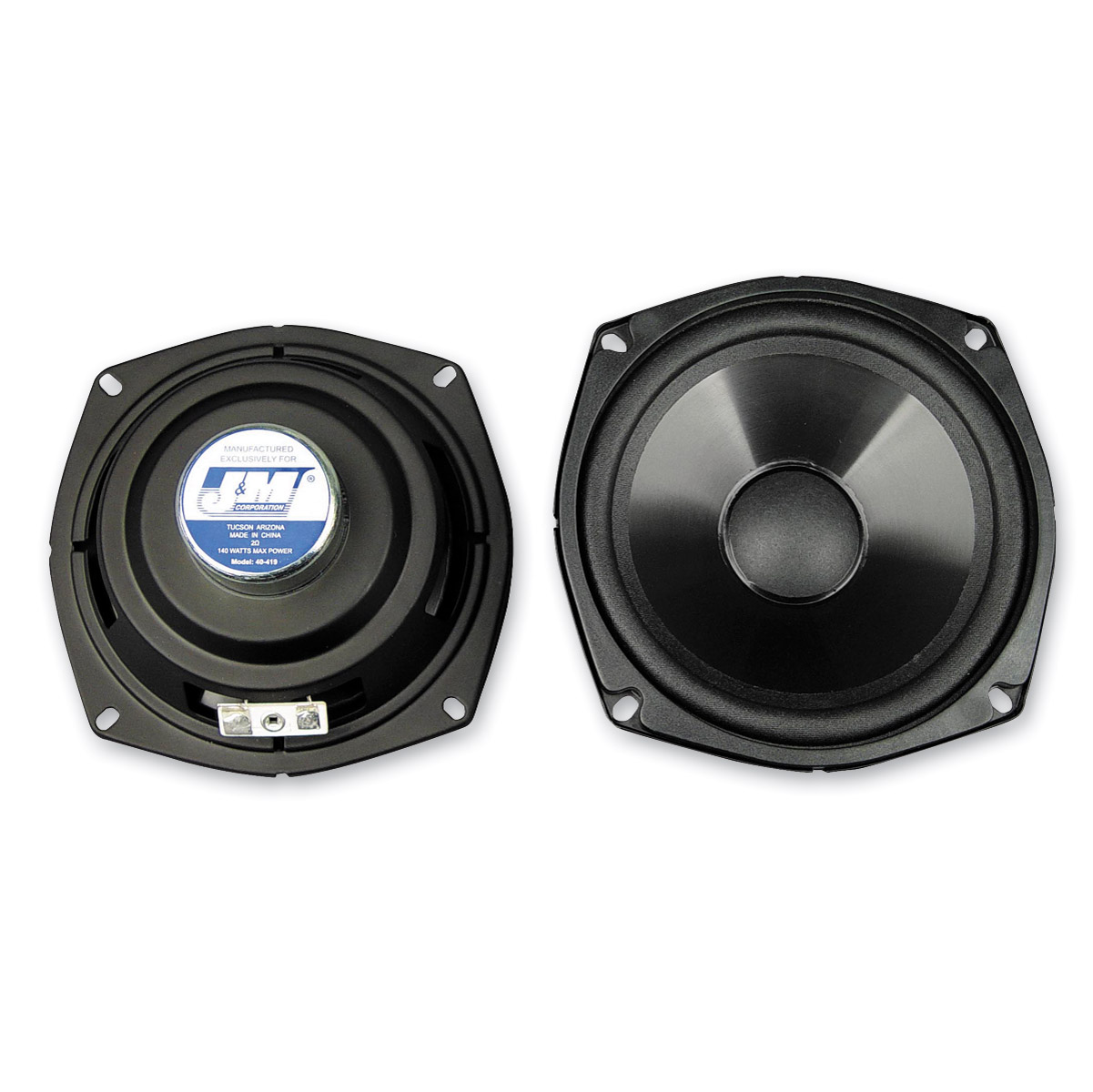 J&M Performance Speakers for Front or Rear